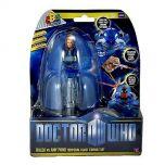 Dalek vs Amy Pond Temporal Blast Combat Set - Doctor Who