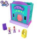 Polly Pocket Pollyville Arcade Playset