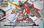 Unicorn Gundam SD - Gundam Cross Silhouette (Destroy Mode) - Bandai Spirits Model Kit