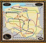 Ticket To Ride Poland Map Collection 6.5