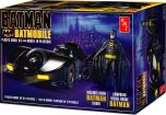1:25 1989 Batmobile + Batman - Batman - Model Kit