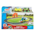 Thomas & Friends Track Master - Percys Barrel Drop Set