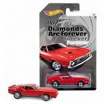 71 Mustang Mach 1 - Diamonds Are Forever - James Bond 007 - Hot Wheels
