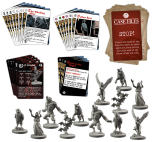 BPRD Archives Expansion   Hellboy The Board Game