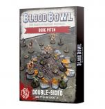 Ogre Team Pitch & Dugouts - Blood Bowl