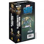 Black Dwarf and Ebony Maw - Marvel Crisis Protocol