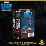 Bullseye and Daredevil | Character Pack | Marvel Crisis Protocol