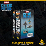 Cyclops & Storm | Character Pack | Marvel Crisis Protocol
