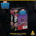 Magneto and Toad | Character Pack | Marvel Crisis Protocol