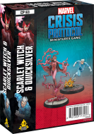 Scarlet Witch & Quicksilver | Character Pack | Marvel Crisis Protocol