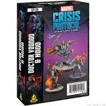 Doctor Voodoo & Hood | Character Pack | Marvel Crisis Protocol