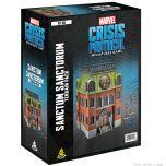 Sanctum Sanctorum Terrain | Terrain Pack | Marvel Crisis Protocol