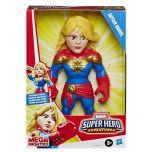 Captain Marvel | Mega Mighties | Marvel Superhero Adventures | Playskool Heroes