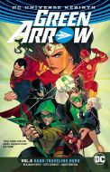 Green Arrow - Vol 05: Hard-Travelling Hero - TP