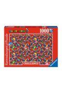 Super Mario Bros Nintendo Challenge Jigsaw Puzzle (1000 pieces)