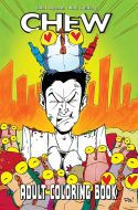 Chew - Adult Colouring Book - TP (MR)