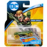 Hot Wheels DC - Green Arrow Character Car