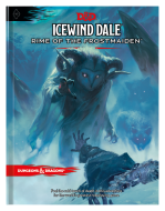 Icewind Dale: Rime Of The Frostmaiden - Dungeons & Dragons 5th Edition Adventure