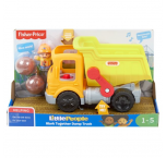 Work Together Dump Truck   Little People   Fisher Price