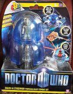 Dalek vs Cyberman Temporal Blast Combat Set - Doctor Who