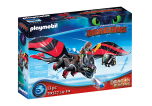 Hiccup and Toothless | Dragon Racing | Dreamwork's Dragons