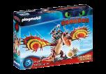 Snoutlout and Hookfang | Dragon Racing | Dreamwork's Dragons