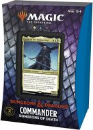 Dungeons of Death Commander Deck   MTG: Adventures in the Forgotten Realms   Magic: The Gathering