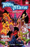 Teen Titans by Geoff Johns - Book 03 - TP