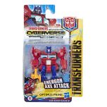 Optimus Prime | Cyberverse Scout Class Action Figure | Transformers