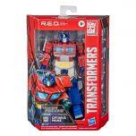 Optimus Prime | R.E.D. Figure (Robot Enhanced Design) | Transformers