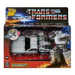 Gigawatt | Transformers & Back to the Future Collaborative Action Figure
