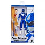 Mighty Morphin Blue Ranger | Power Rangers Lightning Collection | Action Figure