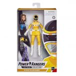 Yellow Ranger | Power Rangers In Space | Power Rangers Lightning Collection | Action Figure
