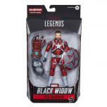 "Red Guardian | Black Widow | 6"" Scale Marvel Legends Series Action Figure"