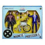 Magneto and Professor X | Marvel Legends Action Figure Two Pack | X-Men Movie Legends