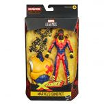 "Marvel's Sunspot   X-Force  6"" Scale Marvel Legends Series Action Figure"