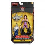"Shiklah   Deadpool  6"" Scale Marvel Legends Series Action Figure"