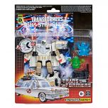Ectotron With Comic Book | Ecto-1 | Transformers & Ghostbsuters Collaborative Action Figure