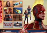 Captain Marvel   1:6 Scale Collectible Figure   Hot Toys
