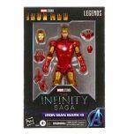 "Iron Man Mark III | Iron Man | The Infinity Saga | 6"" Scale Marvel Legends Series Action Figure"
