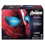 PRE-ORDER: Iron Spider Electronic Helmet | Spider-Man | Marvel Legends Series