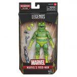 Frog-Man | Spider-Man: Into the Spider-Verse | Marvel Legends Action Figure