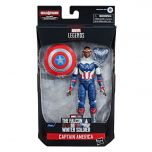 "PRE-ORDER: Captain America | The Falcon And The Winter Soldier | 6"" Scale Marvel Legends Series Action Figure 
