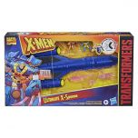 PRE-ORDER: Ultimate X-Spanse | Action Figure | Transformers Generations Collaborative: Marvel Comics X-Men Mash-Up