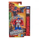 Optimus Prime Core Class WFC-K1 Action Figure | Transformers Generations War for Cybertron: Kingdom