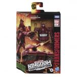 Warpath Deluxe WFC-K6 Action Figure | Transformers Generations War for Cybertron: Kingdom