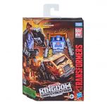 Huffer WFC-K16 | Deluxe Action Figure| Transformers Generations War for Cybertron: Kingdom