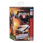 Wheeljack WFC-K24   Deluxe Class Action Figure   Transformers Generations War For Cybertron: Kingdom
