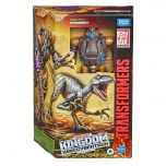 Dinobot WFC-K18 | Voyager Class Action Figure | Transformers Generations War for Cybertron: Kingdom