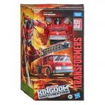 Inferno WFC-K19 | Voyager Class Action Figure | Transformers Generations War for Cybertron: Kingdom